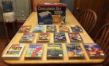 HUGE NES Lot - Challenge Set PLUS 14 Boxed Games Bundle (AS-IS)