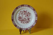 Seltmann Weiden Dorothea China Rot Kuchenteller Teller 19,5 cm