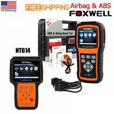 OBD2 Scanner Car Diagnostic Tool ABS SRS Reset Automative Code Reader Scanner