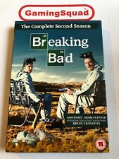 Breaking Bad Season 2 DVD, Supplied by Gaming Squad