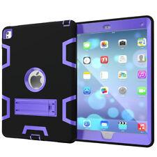 Coque Etui Housse PC + Silicone pour Tablette Apple iPad Air 2 / 1378