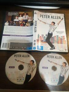 Peter Allen - Not The Boy Next Door | DVD Region 4 (PAL) (Australia) | Free Post