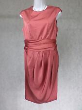Ladies BNWT Sleeveless Pink Dress by Traffic People  Uk 10 Eur 38