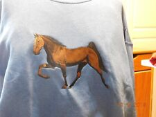 New Emb. Tennessee Walking Horse Sweatshirt Add Name For Free