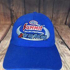 NHRA Summit Racing Equipment Jr Drag Racing Hat Cap Adjustable