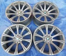 "BMW E60 61 OEM M5 E63 E64 M6 M Sport Staggered 19"" Style 166 RESTORED Wheels Rim"