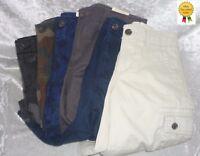 Arizona Boys Cargo Shorts Twill Reg Husky Slim size 8 10 12 14 16 18 20 NEW
