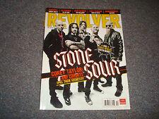 Revolver Magazine Stone Sour Corey Taylor September October 2010