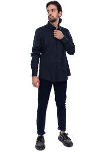 RRP €170 CERRUTI 1881 Shirt Size 42 / 16 1/2 / L Long Sleeve Regular Collar