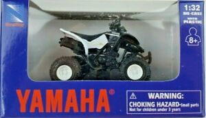 New-Ray Yamaha 660R Raptor Sport ATV 1:32 diecast model toy