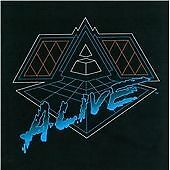 Daft Punk - Alive 2007 (2008)  CD  NEW/SEALED  SPEEDYPOST