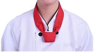 UScarmen Juniors Child Classic Short Sleeve Chef Coat Jacket 0180908 White XS