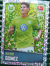 Sticker Nr. 383 - Mario Gomez - Topps Fussball Bundesliga 2016 / 2017