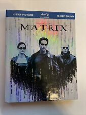 The Matrix - Digibook (Bluray, 1999) [BUY 2 GET 1]