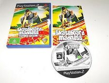 "SKATEBOARD MADNESS ""Extreme Edition - PAL - SONY PS2 / PlayStation 2 Game !!"