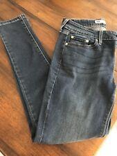 Levi's Junior 535 Legging Denim Blue Jeans Size 11 Medium