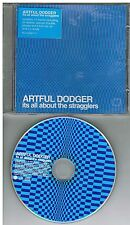 Artful Dodger – It's All About The Stragglers CD Album 2000