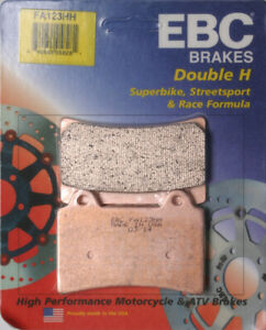 "EBC Rear Sintered ""HH"" Brake Pads 86-93 Yamaha Venture Royale 1600 Road Star"