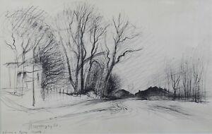 Roger Marage (1922-2012) Path IN Corny-Sur-Moselle Pont-à-mousson Méheut