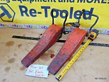 1 Spx Power Team 1 12 Ton Hydraulic Cylinder Spreader Wedge Large Jaws