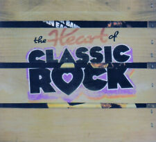 The Heart Of Classic Rock Time Life 10 CD Box Set Brand New Free Shipping