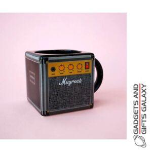 Novelty Amp Mug Cup Rocker Guitar Player Band Gift Novelty Adult Homewares
