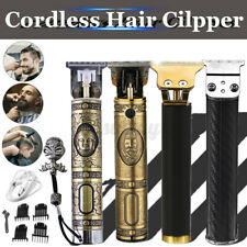 Cordless PRO LI T-Blade Men's Hair Trimmer Clipper Barber Machine Cutting Tool