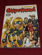 Empowered volume 4 by Adam Warren (2008, TPB) SIGNED first print superhero