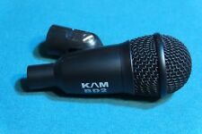 B-stock  KAM BD2 bass drum, bass cab mic - punchier than beta and pg 52