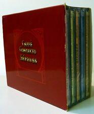 Caffè Concerto Strauss - 5 CD Box Set - Italienische Kaffeehausmusik - Neu! (R)