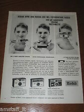 AE2=1963=KODAK INSTAMATIC 50/100/300=PUBBLICITA'=ADVERTISING=WERBUNG=