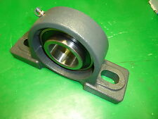 "New Dayton 2-7/16"" Mounted Ball Bearing Pillow Block - 2 Bolt - Set Screw  3FDD3"