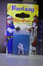 METAL MAGIC - C1019i - CIVILIAN - Miniatura Fantasy D&D NEW SEALED