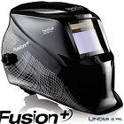 Masque de soudage automatique Bollé Safety FUSION + cagoule de soudure solaire