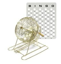 Professional Bingo Set / Ping Pong Balls / Master Board - Free shipping