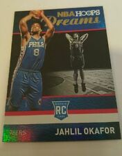 Rookie Philadelphia 76ers NBA Basketball Trading Cards