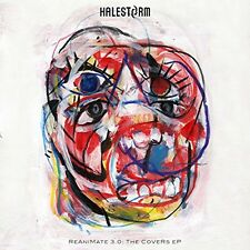 HALESTORM CD - REANIMATE 3.0: THE COVERS EP (2017) - NEW UNOPENED - ROCK