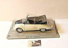 Auto-modello Collezione Edicola De Agostini IFA F9 Cabrio scala 1:43