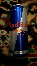 Energy drink, red bull, italia, 1 full can