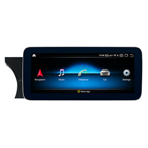"""10.25"""" Mercedes C Class W204/S204 (11-14) CarPlay, 4/64GB Android Touchscreen"""