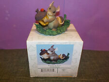 "Charming Tails Figurine ""This One Is Yours"" 98/208 By Fitz & Floyd"