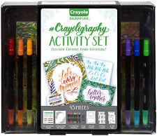 Crayola Signature Crayoligraphy Activity Set-
