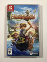 Stranded Sails (Nintendo Switch, 2019)  Fast Free Shipping