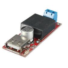 KIS3R33S DC 7V-24V To DC 5V 3A USB Output Converter Step Down Convertisseur 12v