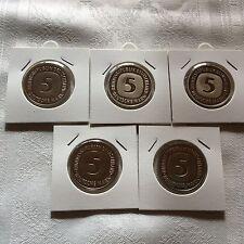 5 x 5 DM 1995 in PP