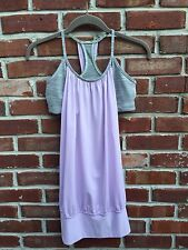 Lululemon No Limit Top Pretty Purple Wee Are From Space Silver 6 * Unicorn HTF!