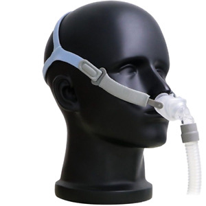 New BMC P2 Nasal Pillow CPAP Mask S/ML Cushions Included - Free Post
