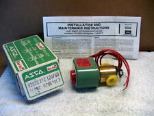 ASCO REDHAT 8262C232 SOLENOID VALVE 2-WAY DIRECT-ACTING AIR,WATER,LIGHT OIL
