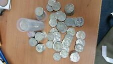 $1.00 random (4) Quarters  90% Silver Coins  Fair or better. pre 1964