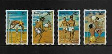 TOKELAU 1981 Sports, mint set of 4, MNH MUH